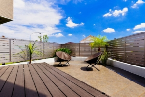 庭をお洒落なリゾートガーデンに!知っておきたい庭づくりのポイント