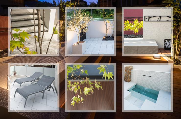 庭リフォームのイメージ画像